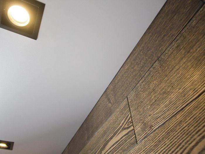 Бесщелевые натяжные потолки