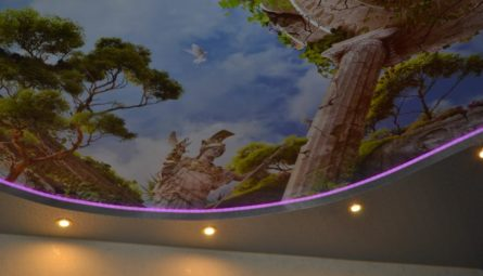 Открытие нового выставочного зала